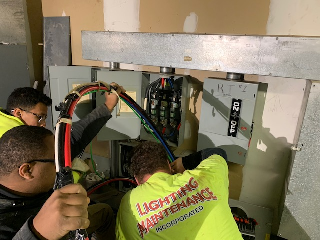 Lighting Maintenance Inc  | Lighting Contractors and